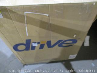 Drive Bariatric Transport Chair