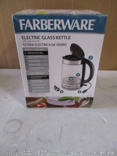 Farberware Electric Glass Kettle