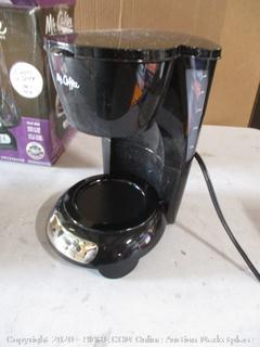 Mr Coffee Brewer (Powers On)