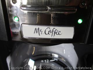 Mr Coffee 12 Cup Coffee Maker (Powers On)