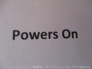 Black and Decker Blender (Powers On)