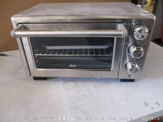 Oster 6-Slice Convection Countertop Oven (Powers On)