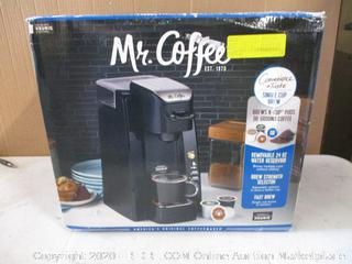 Mr Coffee Coffee Maker (Powers On)