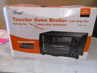 Rosewill Toaster Oven Broiler (Powers On)