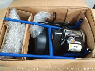 """Cobra Pro CP3020 3/8"""" x 75ft Drain Cleaning Machine for 2"""" - 4 (powers on) online $450"""