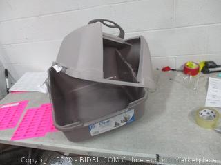 Cat Litter Box with Hood