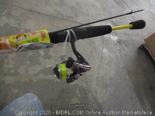 Mr Crappie Fishing rod