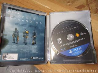 Death Stranding - PlayStation 4 Collector's Edition ($134 Retail)