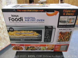 Ninja Foodi Digital Air Fry Oven (Dented, Powers On, $219 Retail)