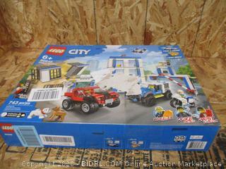 LEGO City Police Station 60246 Police Toy