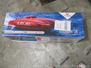 """Blackjack 24"""" Brushless Catamaran RTR (PRB08007, $229 Retail)"""