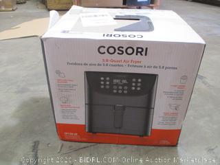 Cosori Air Fryer, Max XL 5.8 QT (Powers On)