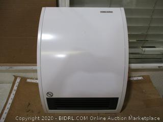 Steibel Eltron - Wall Mounted Electric Fan Heater ($162 Retail)