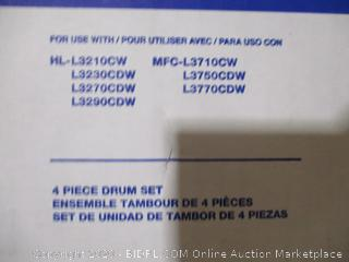 Brother - Genuine Drum Unit, DR223CL ($125 Retail)