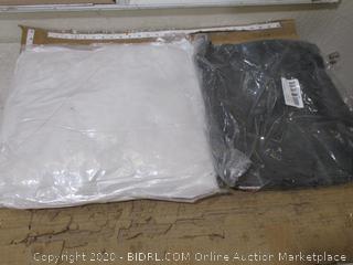 Le Pouf Decorative Pillow (Dark Grey)