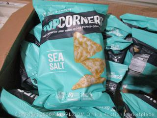 PopCorners - Sea Salt Chips, Pack of 12