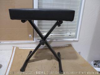 Yamaha - Portable Keyboard Bench
