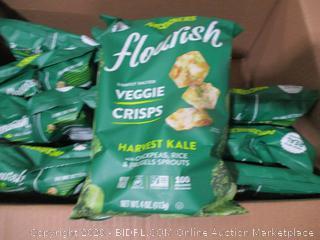 PopCorners - Veggie Crisps, Harvest Kale (12 Pack)