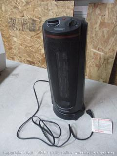 "19"" Tower Ceramic Heater (Powers On)"