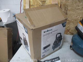 Anvil 2 Gal Pancake Air Compressor and Accessory Kit