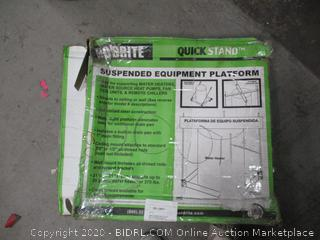 Holdrite Suspended Equipment Platform