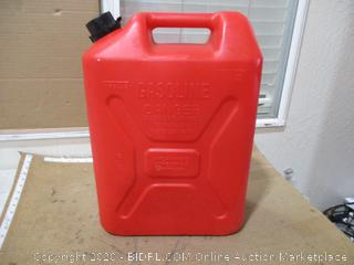 Scepter - Fuel Container, 20L/5.3 Gal (Missing Nozzle, See Pictures)