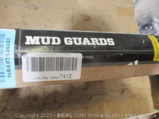Husky - Mud Guards, 2 Right Side