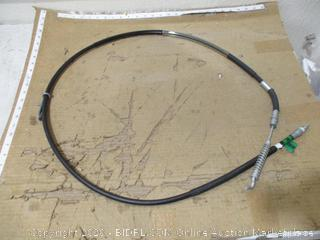 Parking Brake Cable - Rear Disc Rear Left
