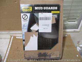 Husky - Front and Rear Mud Guard Set (2009-2018 Ram 1500, 2010-2018 Ram 2500/3500)