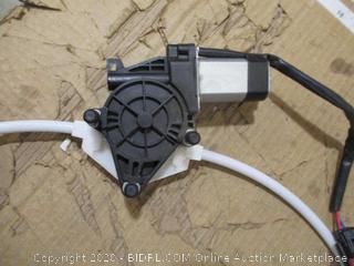 Dorman - Front Passanger Side Power Window Regulator for Select Jeep Models