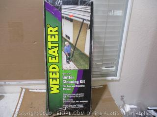 Weed Eater - Gutter Cleaning Fit for Gss or Electric Blowers (Incomplete, See Pictures)