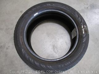 Continental - ContiProContact SSR Radial Tire - 225/50R17 94V (Used, See Pictures)