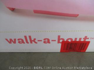 Bright Starts - Walk-a-bout (Sealed in Box)