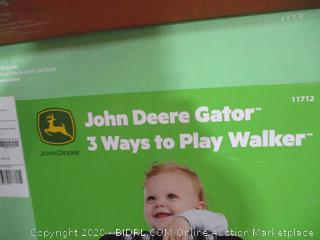 Bright Starts - John Deere Gator 3 Ways to Play Walker