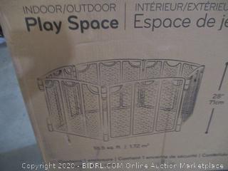 Evenflo - Indoor/ Outdoor Play Space