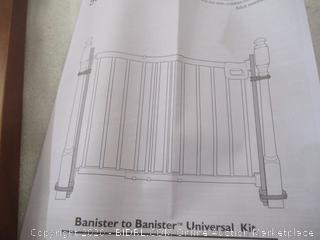 Summer - Banister to Banister Universal Gate Mounting Kit