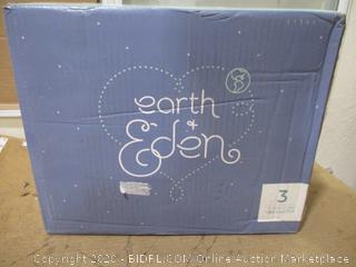Earth & Eden Diapers, Size 3 (180 Count, Sealed Bags)