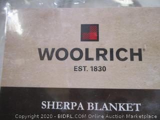 Woolrich - Sherpa Blanket (King)