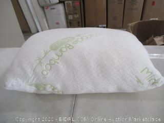 "Miracle Bamboo - Memory Foam Pillow (20"" x 28"" x 5"")"
