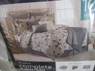 Complete Bed Set - Cal King