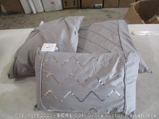 Chic Home - 10 Piece Comforter Set (King)