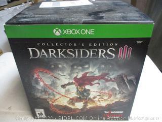 Darksiders Figurine and Disk
