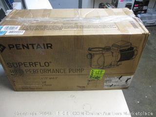 Superflo Performance Pump (Retail $468)