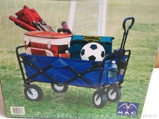 Mac foldable wagon