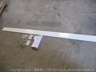 Graber - Wide Pocket Curtain Rod