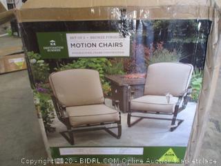 Destination Summer - Motion Chairs (Set of 2)
