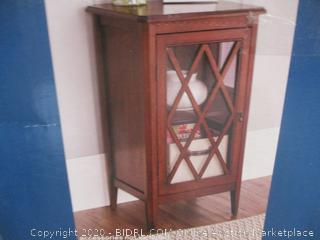 Chatham House - Argyle1 Door Cabinet