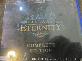 PS4 Pillars of Eternity