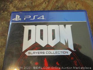 PS4 Doom Slayers Collection