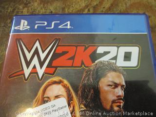 PS4 W2K20